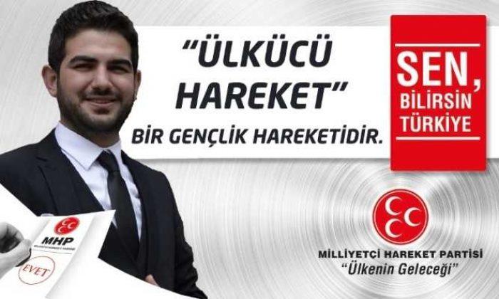 Ali Faruk Can Milliyetçi Hareket Partisi'nden Milletvekili aday adayı oldu