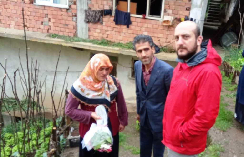MHP Çaykara İlçe teşkilatı anneler gününü kutladı 1