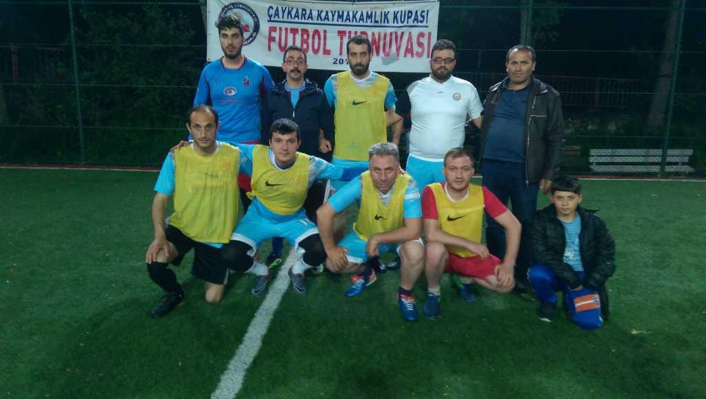 Kupada İlk Finalist Harosspor 5