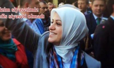 """Köseoğlu: """"Bizim siyasetimiz nefis siyaseti olmadı"""""""