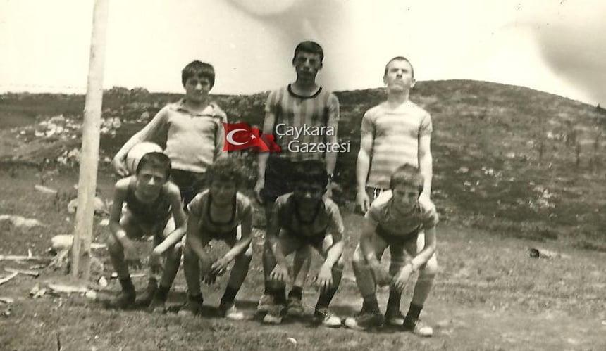 Çaykara'da futbolun tarihi
