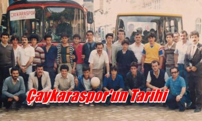 Çaykarasporun tarihi ve şampiyonlukları