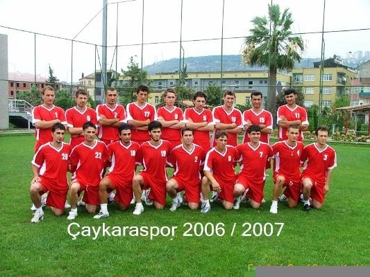 Çaykarasporun tarihi ve şampiyonlukları 10
