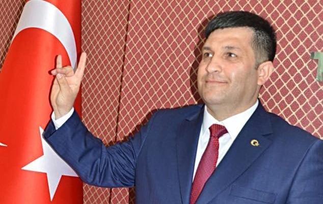 Fatih Kaya MHP den İstanbul 1.bölgeden aday oldu