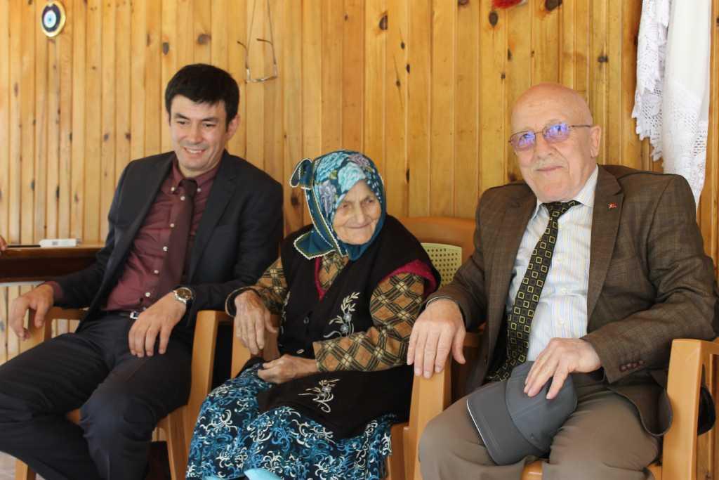 Kaymakam Ayrancı'dan bir günde üç ziyaret 2