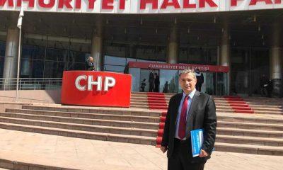 İlyas Güven Eroğlu Ankara'dan Aday Adayı