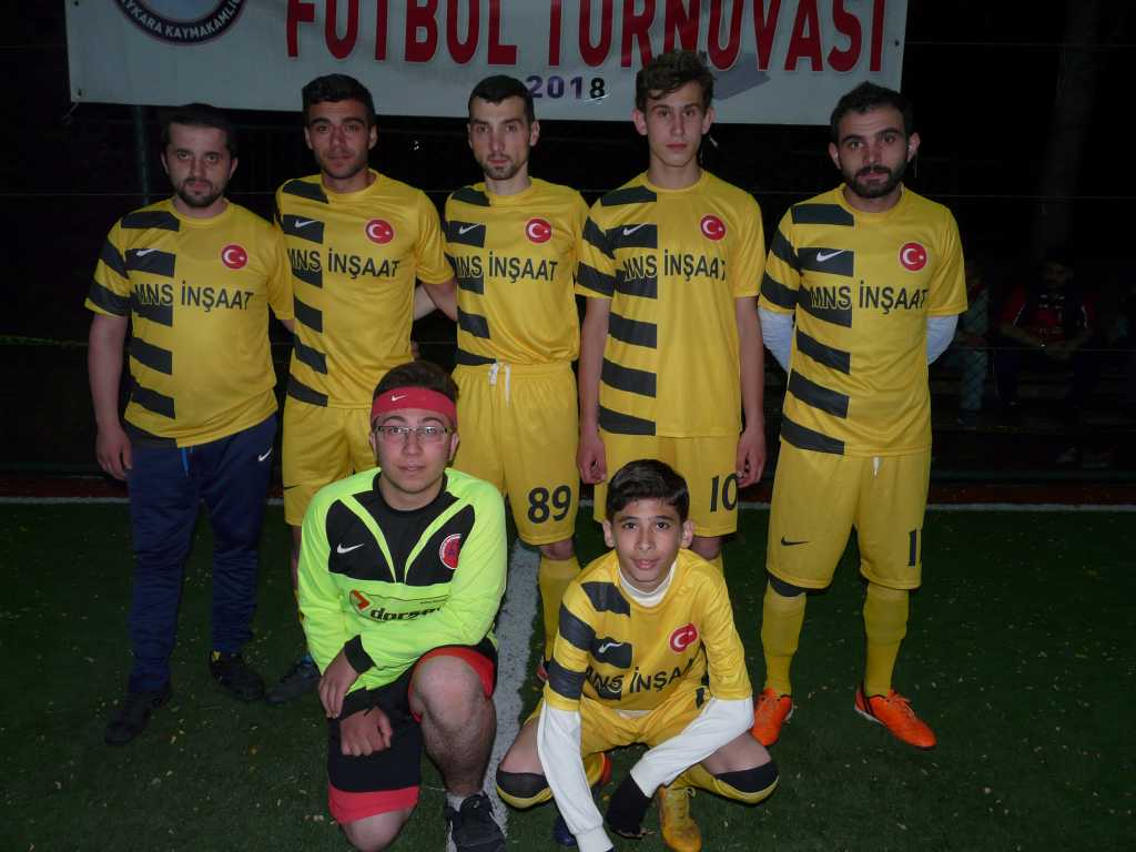 Kupada İlk Finalist Harosspor 3