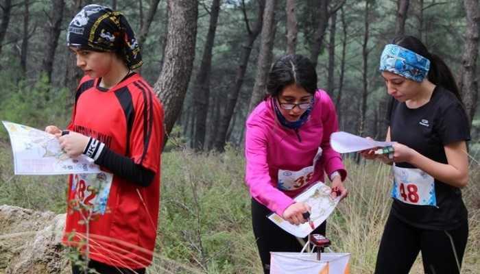 Türkiye Okullararası Oryantiring Şampiyonası Uzungöl'de yapılacak