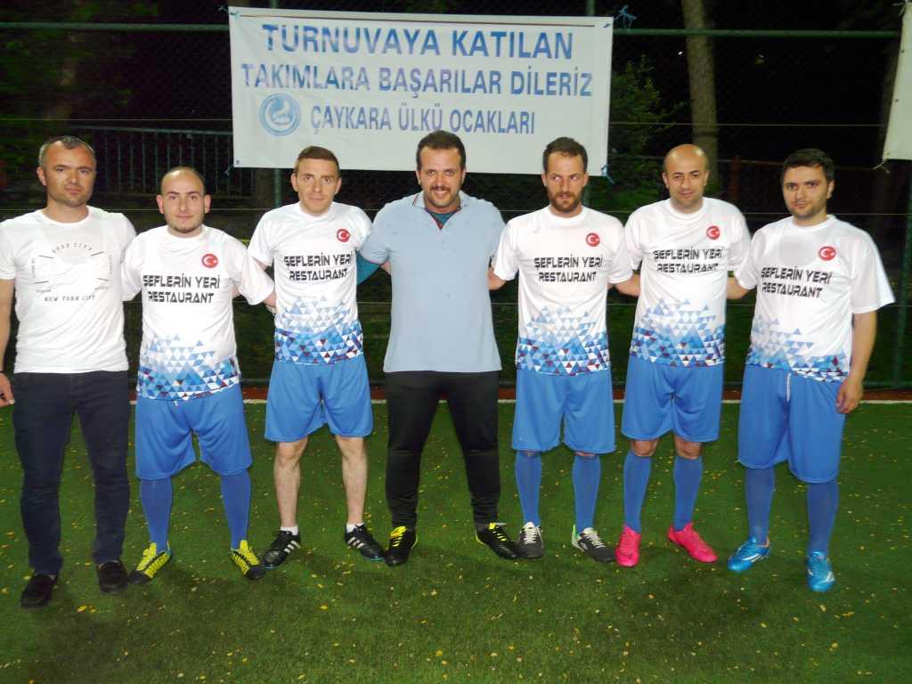 Kupada İlk Finalist Harosspor 6