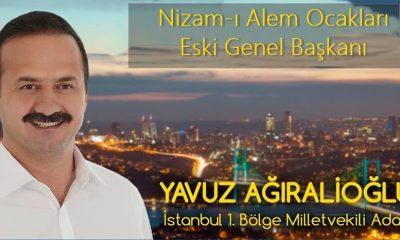 Yavuz Ağıralioğlu İstanbu'dan aday