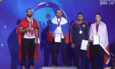 Yavuz Selim Kazancı Avrupa ikincisi oldu