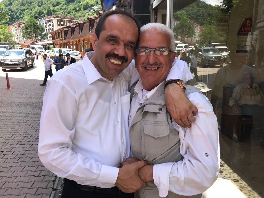 Ak Parti adaylarından Çaykara çıkarması 8
