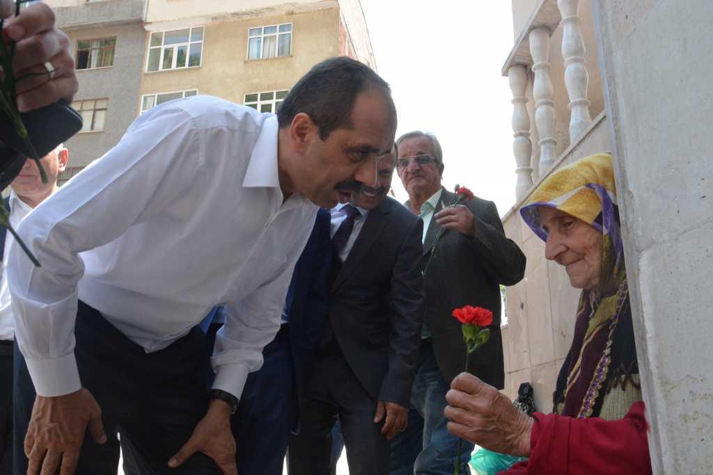 Ak Parti adaylarından Çaykara çıkarması 5