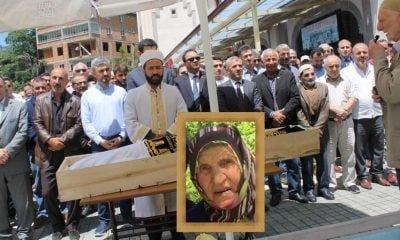 Taşkıran'da Ayşe Aydın'a son görev