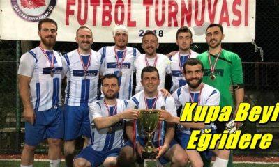Çaykara Kaymakamlık Kupası Şampiyonu Eğridere