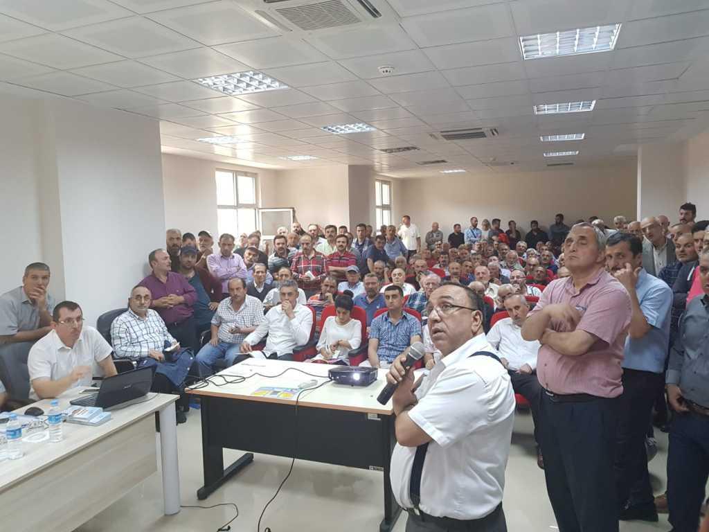 Çaykara'da İmar Barışı Toplantısı Yapıldı 2