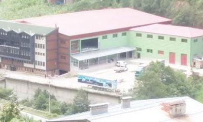 Taşkıran'da su fabrikası yeniden üretime  başlıyor