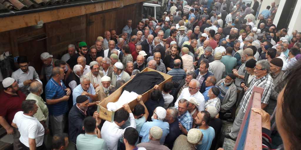 Mustafa Hocaya son görev 9