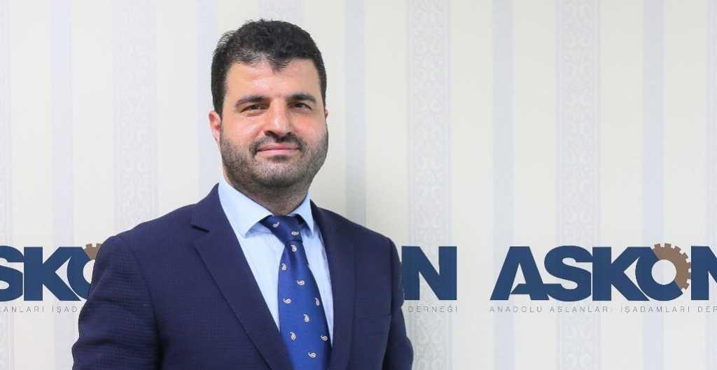 Fatih Poyraz ASKON Genel Sekreteri oldu