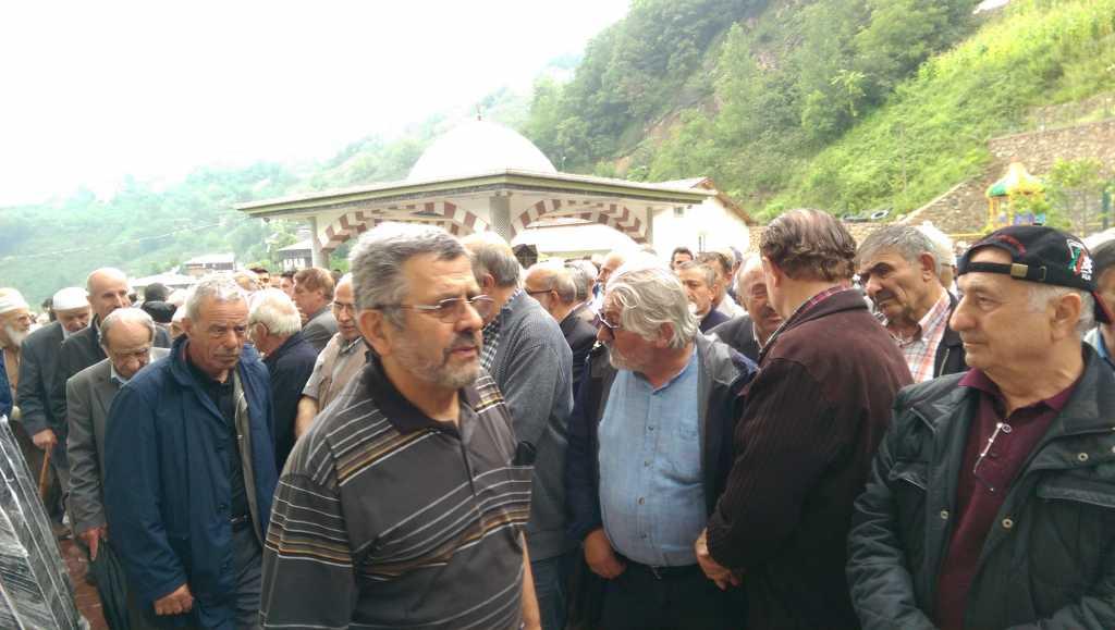 Mehmet Şahin dualarla toprağa verildi 1