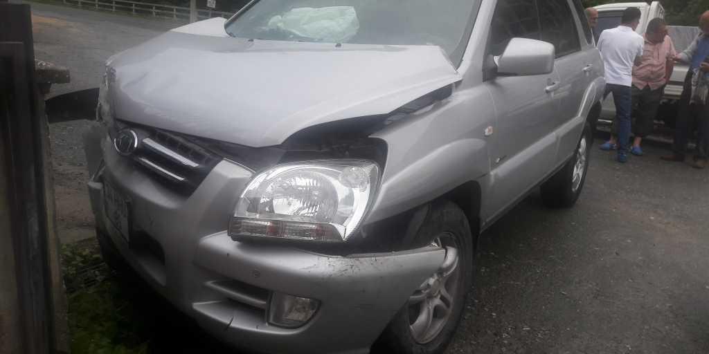 Taşkıran'da Trafik kazası 3