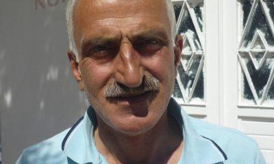 Kırıkhan'da Seyfettin Tiryaki vefat etti