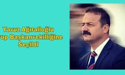 Yavuz Ağıralioğlu Grup Başkanvekili seçildi