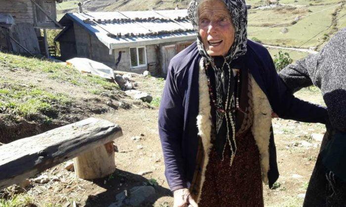 Demirkapı'da Ayşe Asan vefat etti