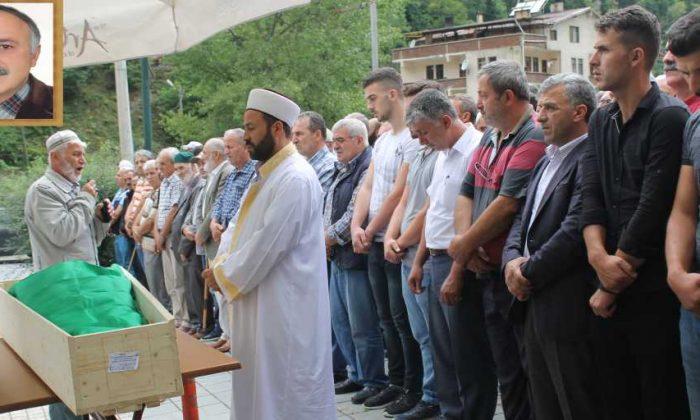Taşkıran'da Mehmet Ali Duman ağlattı