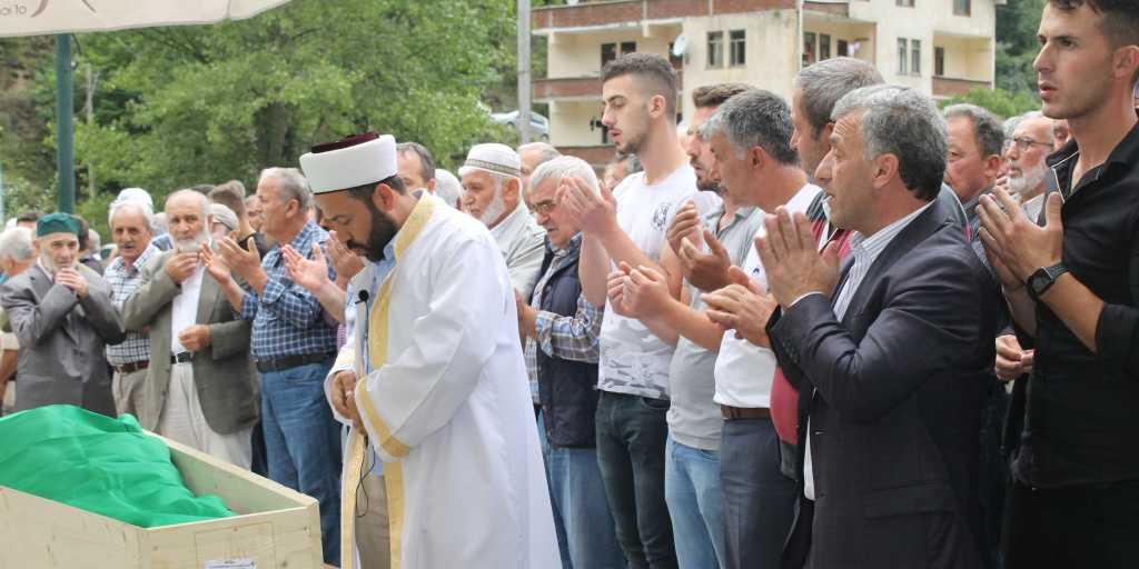 Taşkıran'da Mehmet Ali Duman ağlattı 8