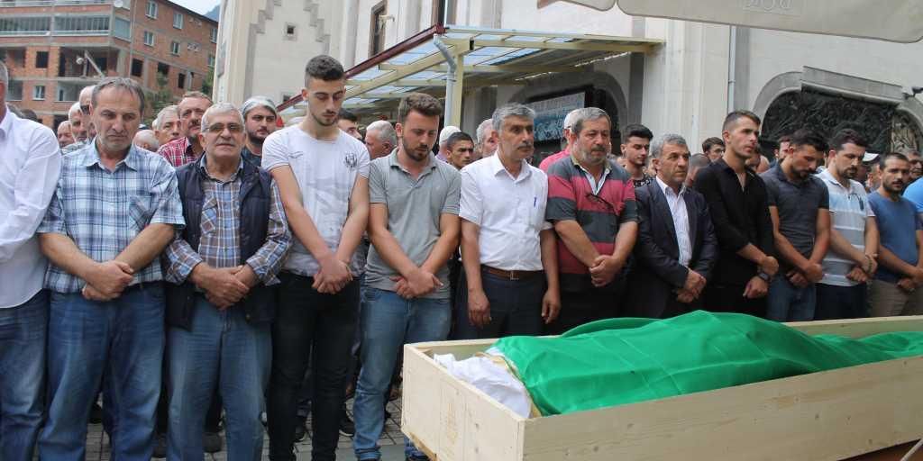 Taşkıran'da Mehmet Ali Duman ağlattı 2