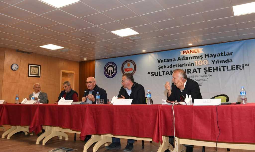 """Sultanmurat Yaylasında """"Vatana Adanmış Hayatlar: Şehadetlerinin 100. Yılında Sultanmurat Şehitleri"""" konulu panel düzenlendi 10"""