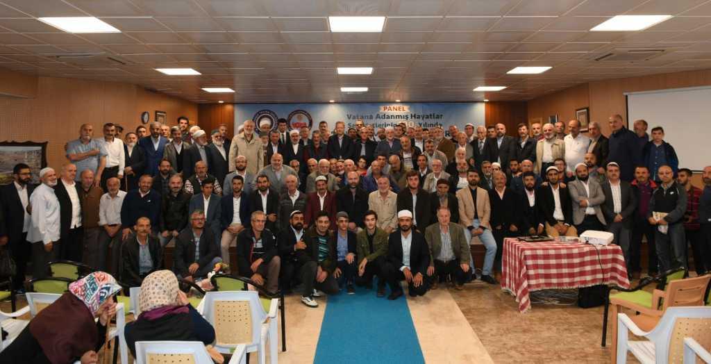 """Sultanmurat Yaylasında """"Vatana Adanmış Hayatlar: Şehadetlerinin 100. Yılında Sultanmurat Şehitleri"""" konulu panel düzenlendi 13"""