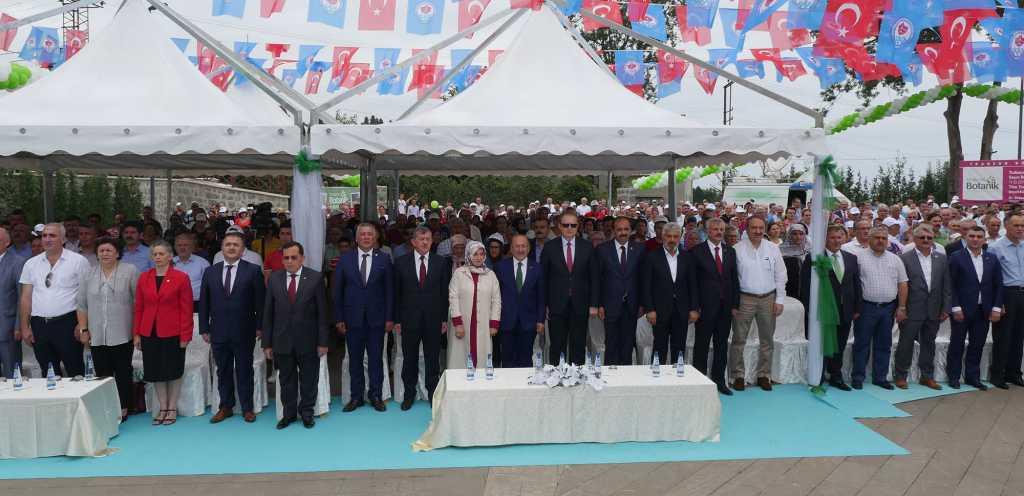 Trabzon Botanik Hizmete Girdi 1
