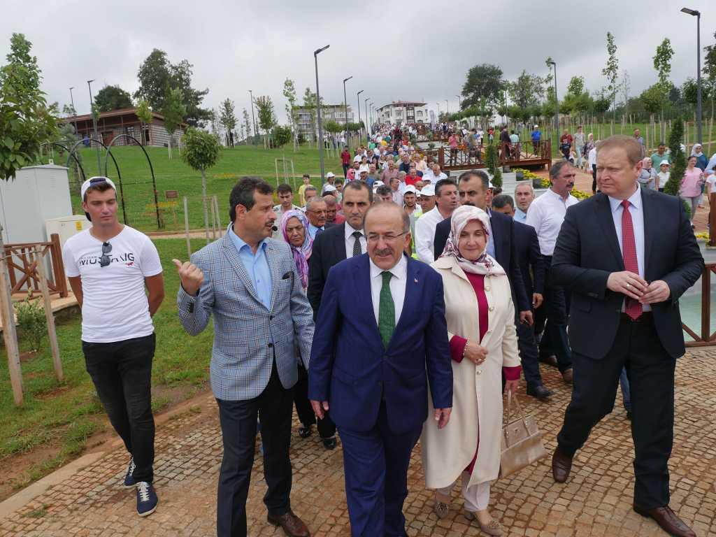 Trabzon Botanik Hizmete Girdi 3