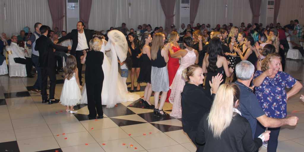 Rüya gibi bir düğün 8