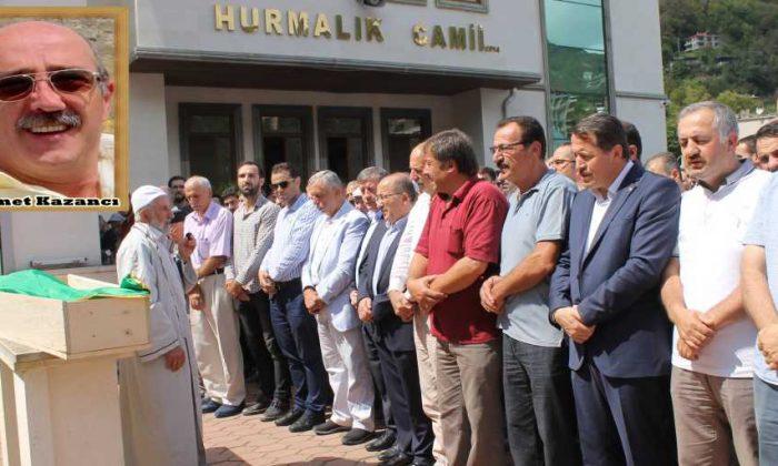 Mehmet Kazancı Çaykara'yı yasa boğdu
