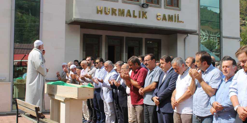 Mehmet Kazancı Çaykara'yı yasa boğdu 9