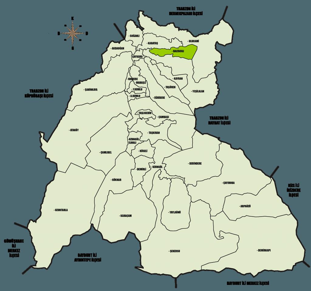 Baltacılı (Köyü) Mahallesi. 1