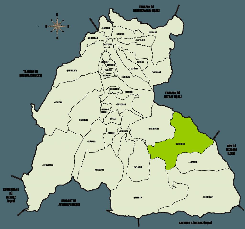 Çayıroba (Köyü) Mahallesi. 5