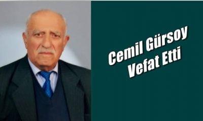 Maraşlı mahallesinden Cemil Gürsoy vefat etti