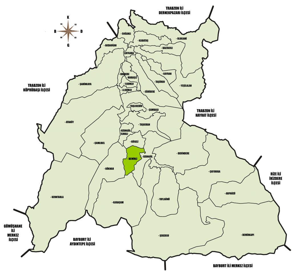 Demirli (Köyü) Mahallesi. 3