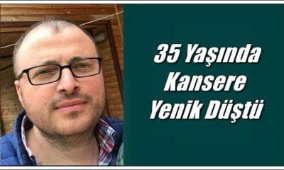 Kayran mahallesinden Fatih Akdoğan genç yaşta vefat etti