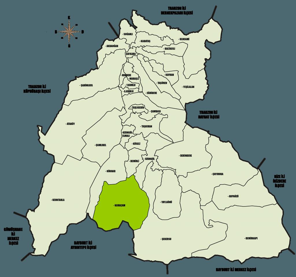 Karaçam (Beldesi) Mahallesi 1