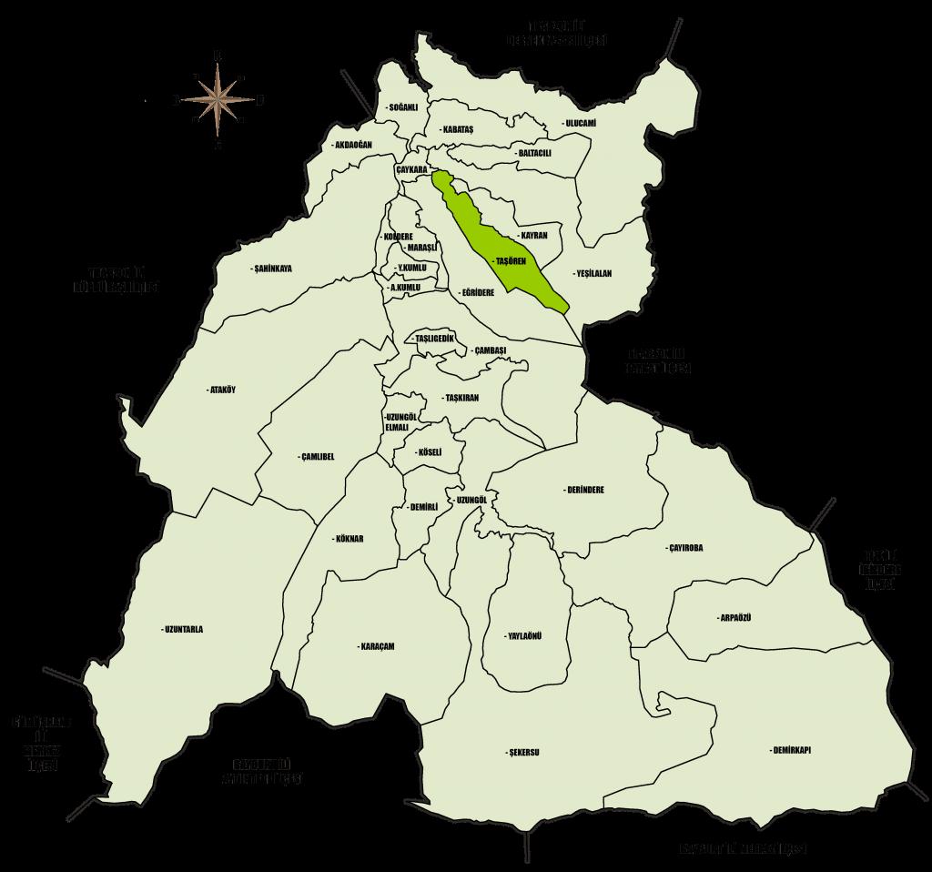 Taşören (Köyü) Mahallesi. 4