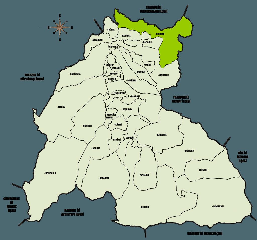 Ulucami'de Hırsızlık