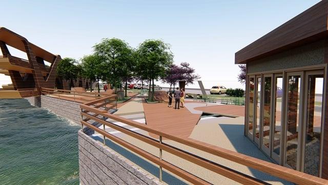 Vadi Çaykara Rekreasyon Alanı Projesi ihale çıkıyor 16