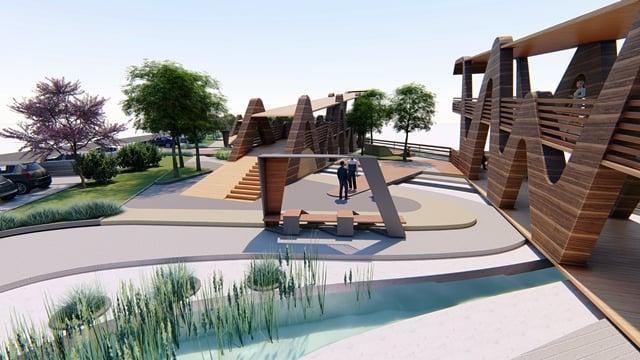 Vadi Çaykara Rekreasyon Alanı Projesi ihale çıkıyor 7