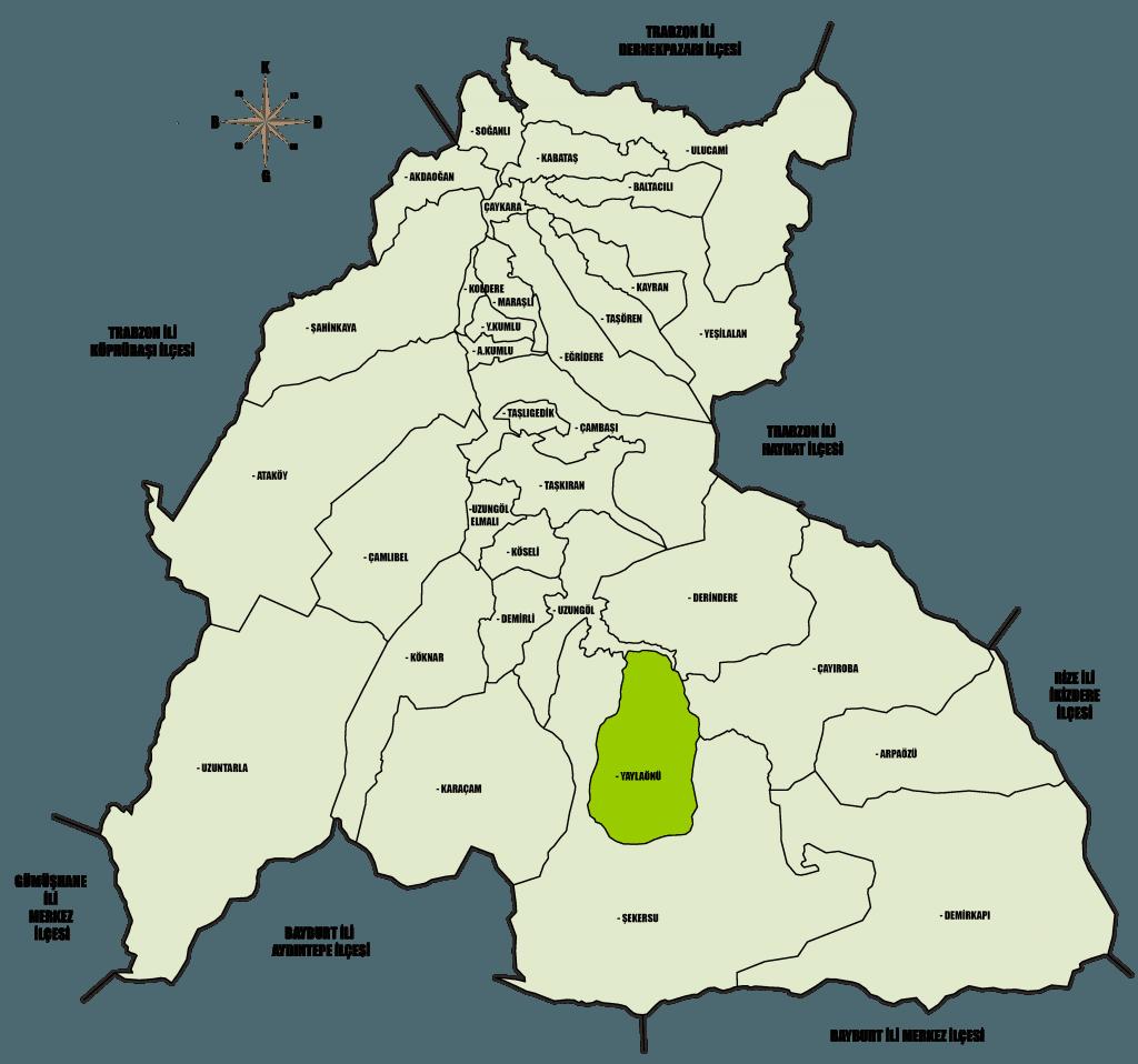Yaylaönü (Köyü) Mahallesi. 1