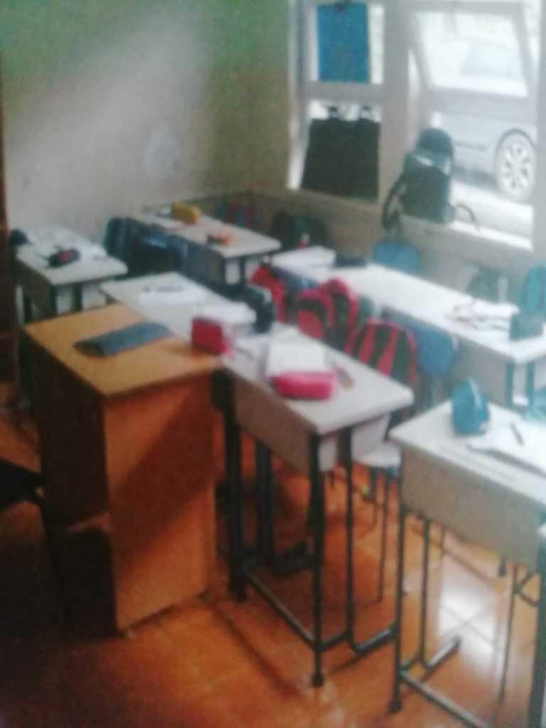 Bu okul Çaykara'ya yakışmıyor 5